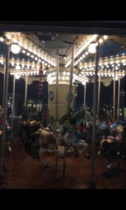 Used Carousel ø5m - lights